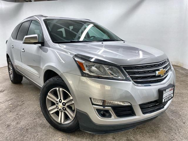 2016 Chevrolet Traverse Vehicle Photo in Portland, OR 97225