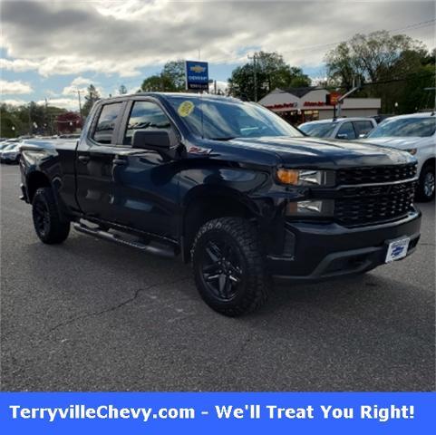 2019 Chevrolet Silverado 1500 Vehicle Photo in Terryville, CT 06786
