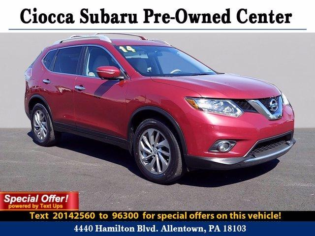 2014 Nissan Rogue Vehicle Photo in Allentown, PA 18103