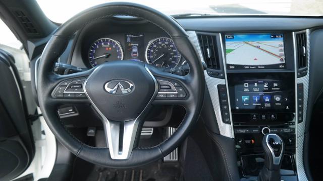 2018 INFINITI Q60 Vehicle Photo in CHARLOTTE, NC 28212