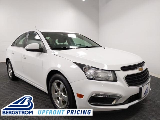 2016 Chevrolet Cruze Limited Vehicle Photo in NEENAH, WI 54956-2243
