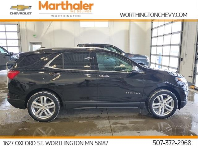 2021 Chevrolet Equinox Vehicle Photo in Worthington, MN 56187