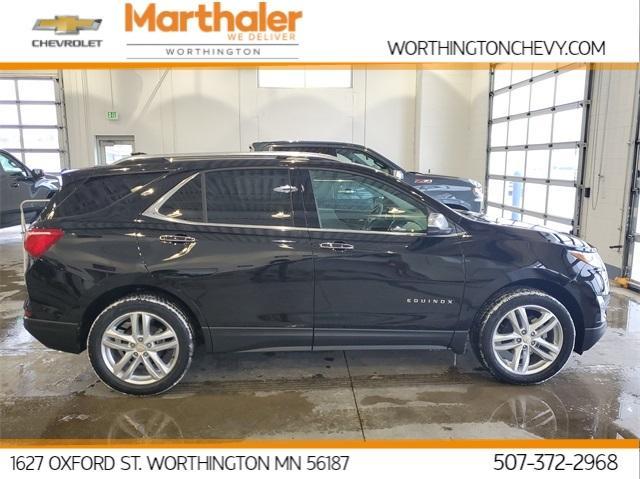 2021 Chevrolet Equinox Vehicle Photo in Worthington, MN 56187