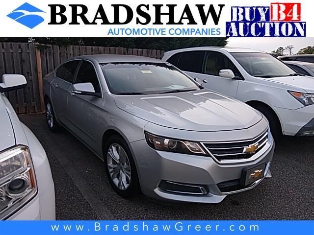 2014 Chevrolet Impala Vehicle Photo in Greer, SC 29651