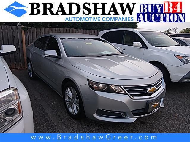 2014 Chevrolet Impala Vehicle Photo in Greer, SC 29651