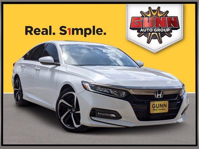2018 Honda Accord Sedan Vehicle Photo in San Antonio, TX 78230