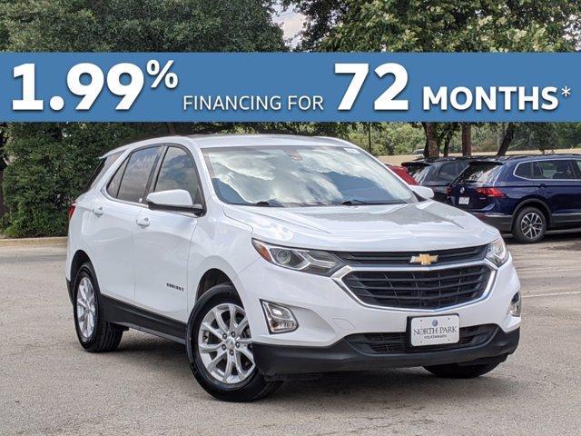 2019 Chevrolet Equinox Vehicle Photo in San Antonio, TX 78257