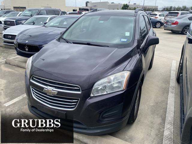 2016 Chevrolet Trax Vehicle Photo in Grapevine, TX 76051