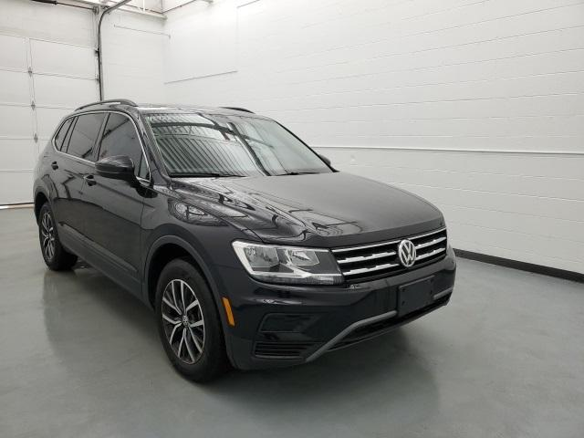 Used Volkswagen Tiguan Waterbury Ct