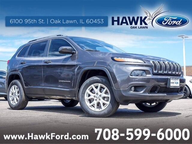 2018 Jeep Cherokee Vehicle Photo in Plainfield, IL 60586