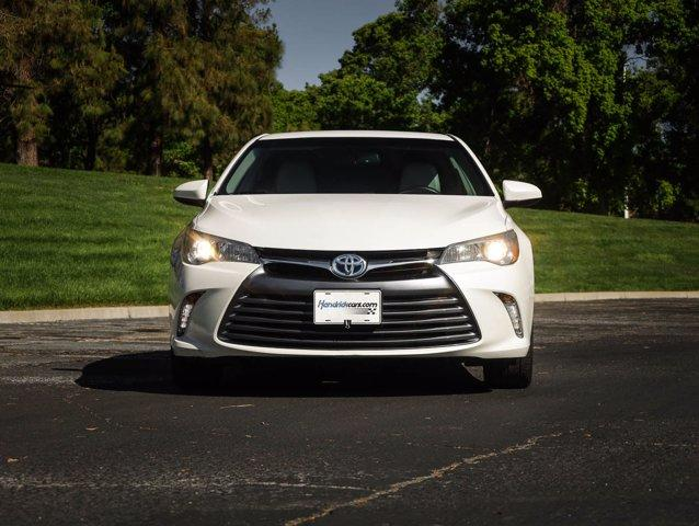2016 Toyota Camry Hybrid Vehicle Photo in Pleasanton, CA 94588