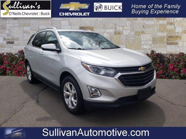 2018 Chevrolet Equinox Vehicle Photo in AVON, CT 06001-3717
