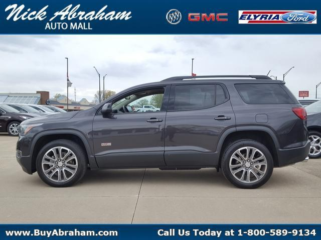 2017 GMC Acadia Vehicle Photo in Elyria, OH 44035