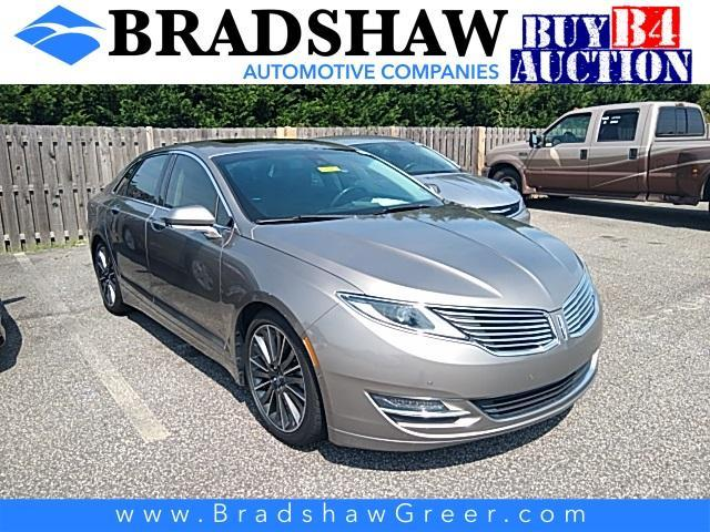2015 LINCOLN MKZ Vehicle Photo in GREER, SC 29651-1559
