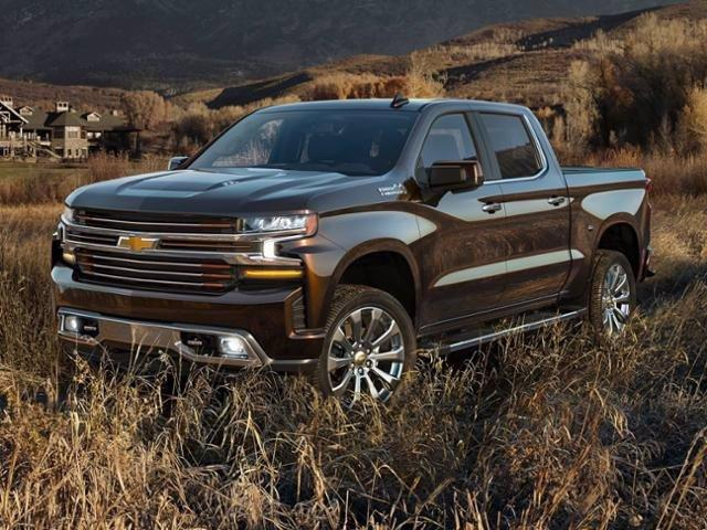 2021 Chevrolet Silverado 1500 Vehicle Photo in Miles City, MT 59301-5791