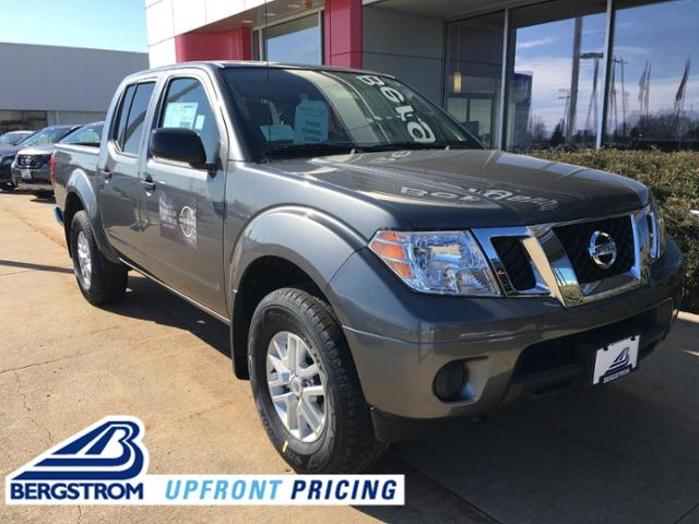 2021 Nissan Frontier Vehicle Photo in Oshkosh, WI 54904