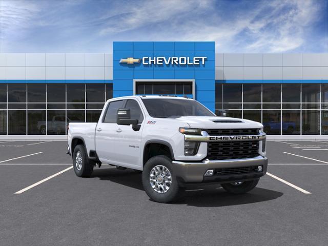 2021 Chevrolet Silverado 3500HD LT Crew Cab 4WD