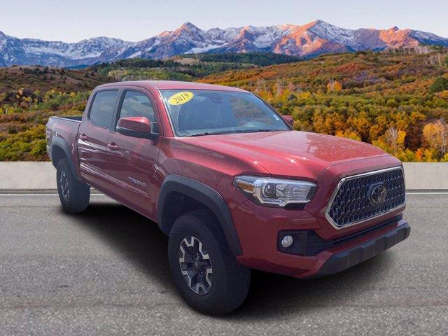 2019 Toyota Tacoma 4WD Vehicle Photo in Colorado Springs, CO 80905