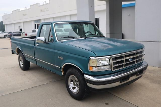 Pre-Owned 1996 Ford F-150 Special Reg Cab 116.8