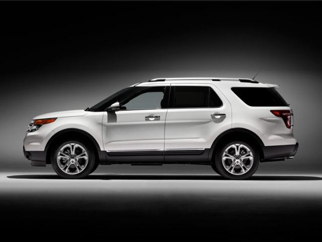 2013 Ford Explorer Vehicle Photo in BURTON, OH 44021-9417