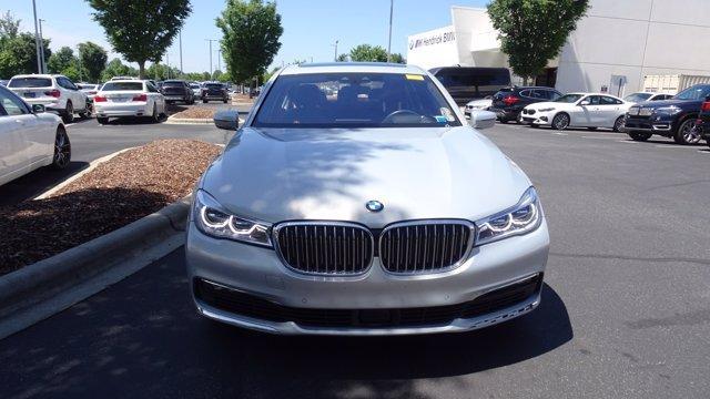 2018 BMW 750i xDrive Vehicle Photo in Charleston, SC 29407