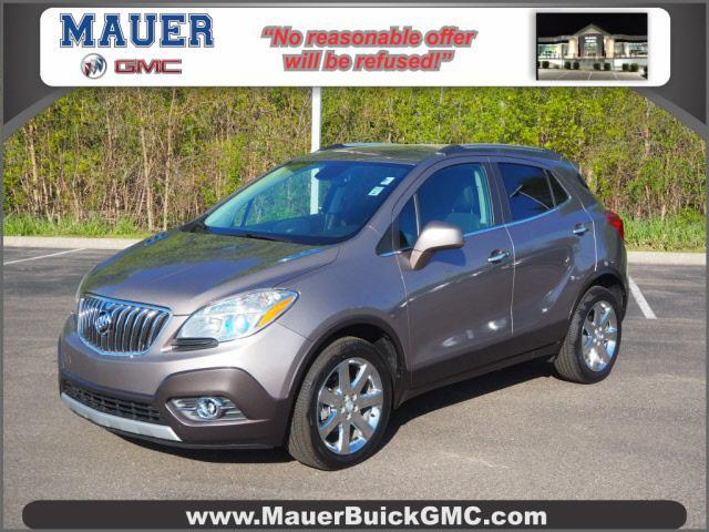 2013 Buick Encore Vehicle Photo in Inver Grove Heights, MN 55077