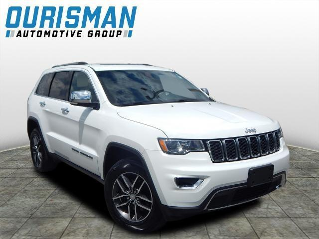 2018 Jeep Grand Cherokee Vehicle Photo in Rockville, MD 20852