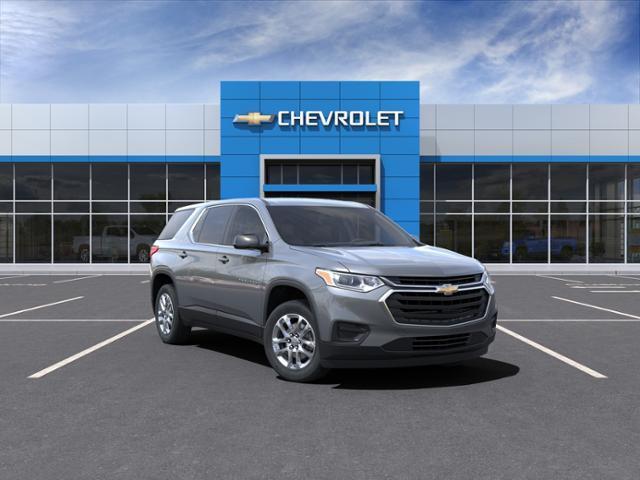 2021 Chevrolet Traverse Vehicle Photo in Odessa, TX 79762