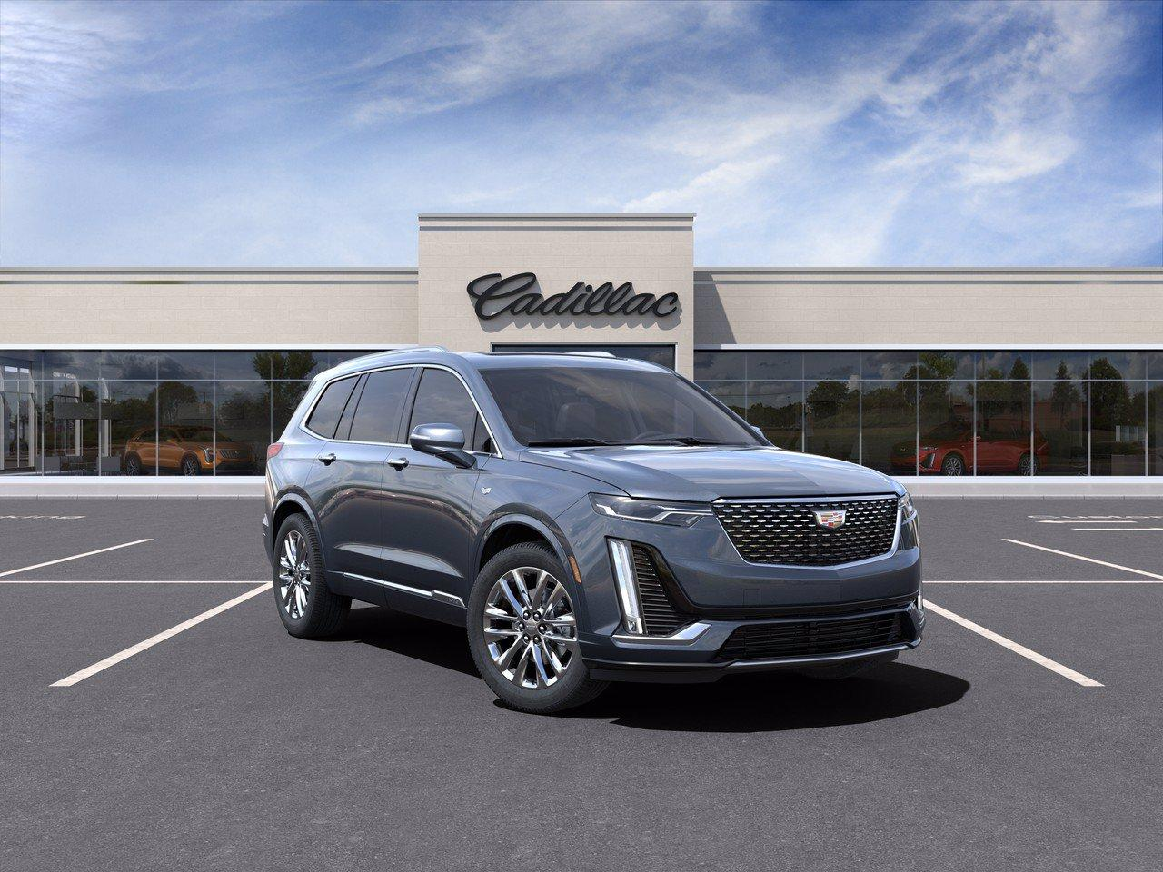 2021 Cadillac XT6 Vehicle Photo in Trevose, PA 19053-4984