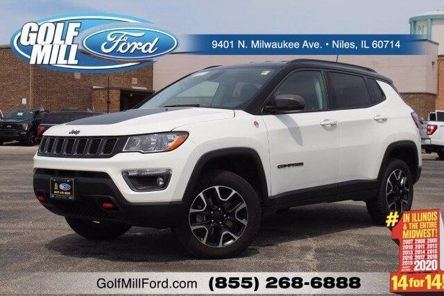 2020 Jeep Compass Vehicle Photo in Plainfield, IL 60586