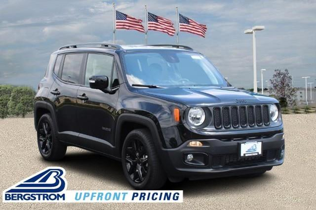 2018 Jeep Renegade Vehicle Photo in MIDDLETON, WI 53562-1492