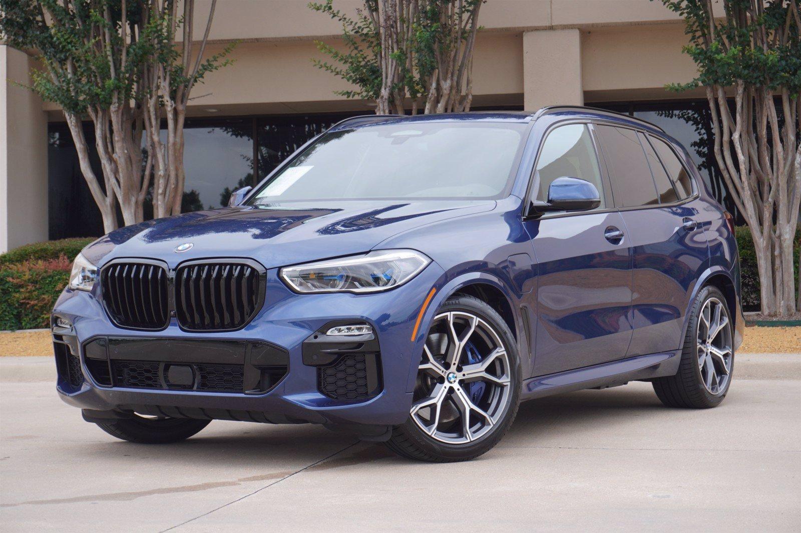 2021 BMW X5 xDrive45e Vehicle Photo in Grapevine, TX 76051