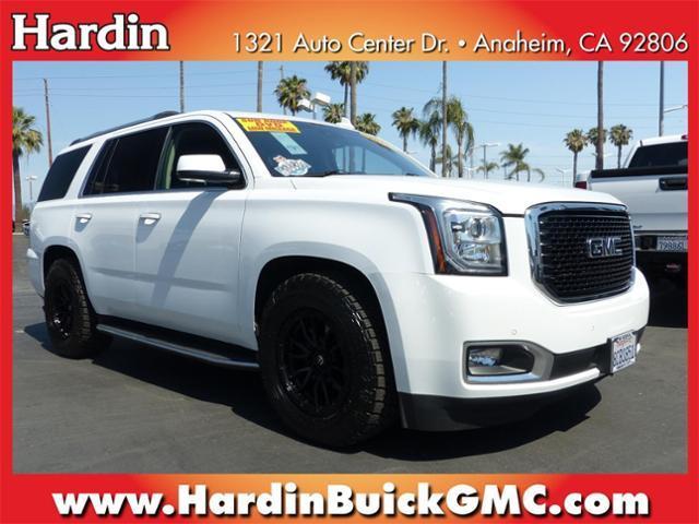 2017 GMC Yukon Vehicle Photo in Anaheim, CA 92806