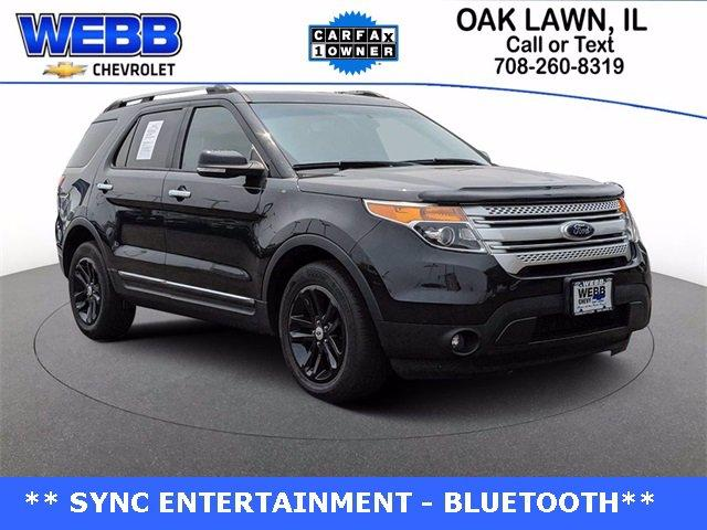2014 Ford Explorer Vehicle Photo in OAK LAWN, IL 60453-2560