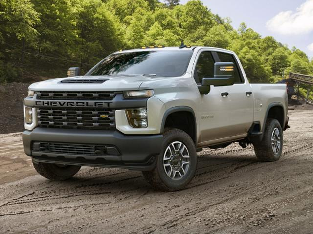 2021 Chevrolet Silverado 2500HD Vehicle Photo in Harrisonburg, VA 22801