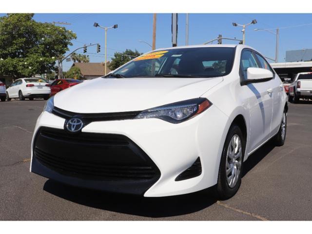 2017 Toyota Corolla Vehicle Photo in Turlock, CA 95380