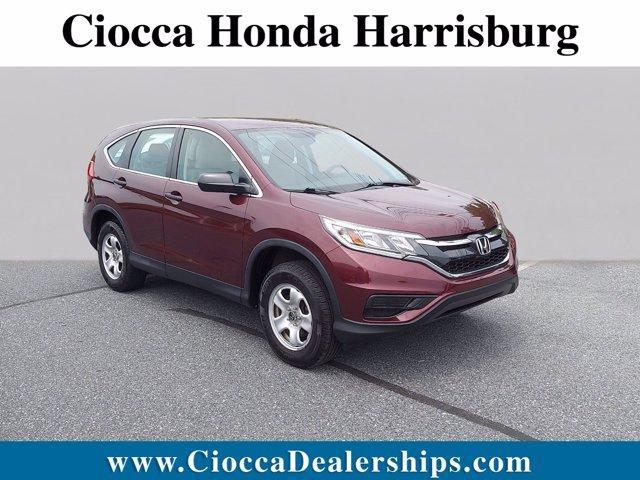 2015 Honda CR-V Vehicle Photo in Harrisburg, PA 17112