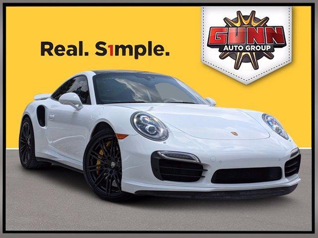 2014 Porsche 911 Vehicle Photo in San Antonio, TX 78230