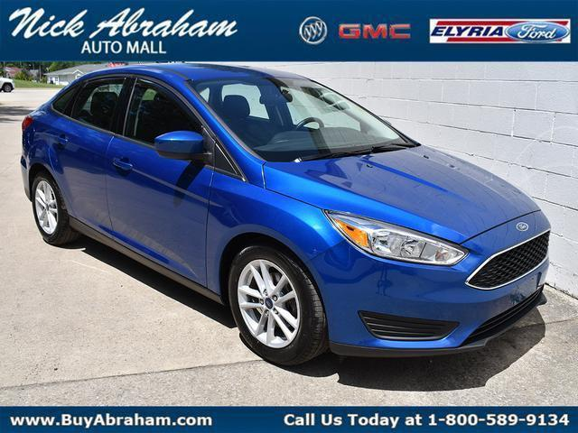 2018 Ford Focus Vehicle Photo in ELYRIA, OH 44035-6349