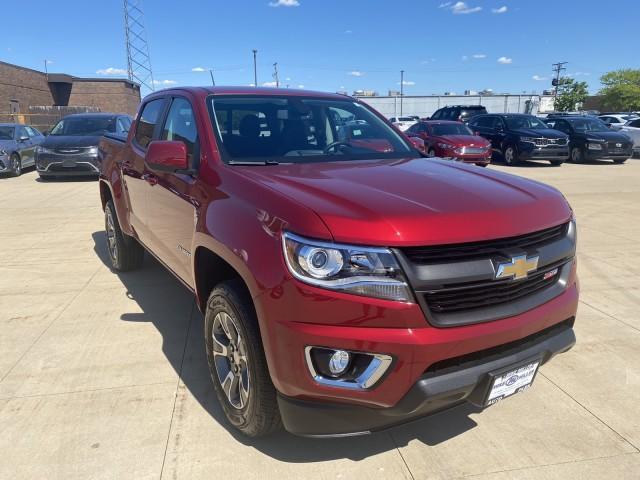 2017 Chevrolet Colorado Vehicle Photo in Peoria, IL 61615