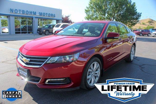 2019 Chevrolet Impala Vehicle Photo in Miles City, MT 59301-5791