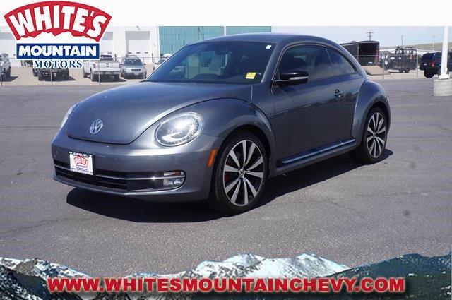 2012 Volkswagen Beetle Vehicle Photo in Casper, WY 82609