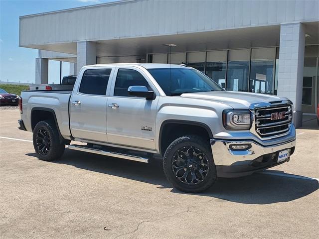 2018 GMC Sierra 1500 Vehicle Photo in Fort Worth, TX 76116