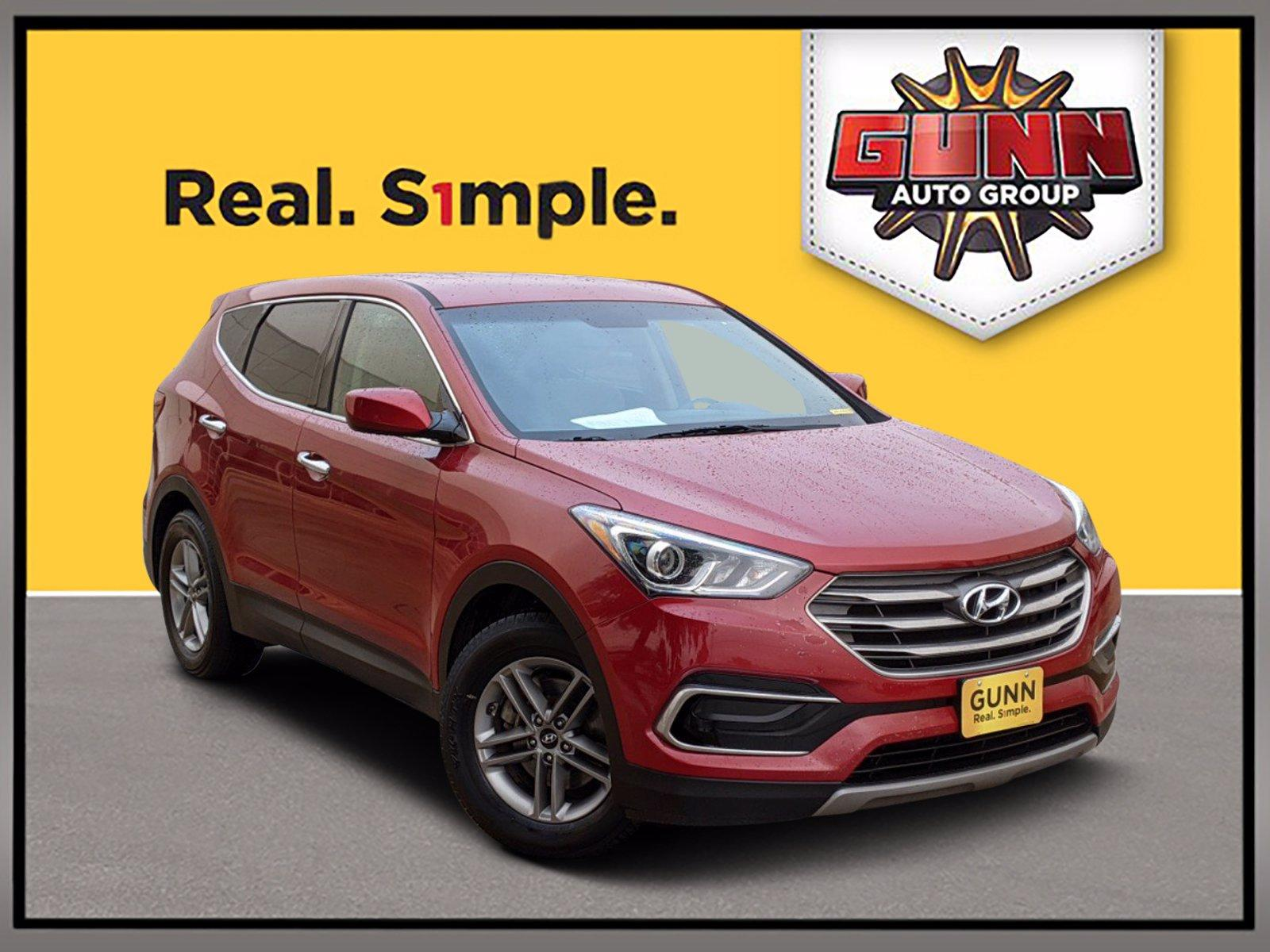 2017 Hyundai Santa Fe Sport Vehicle Photo in Selma, TX 78154