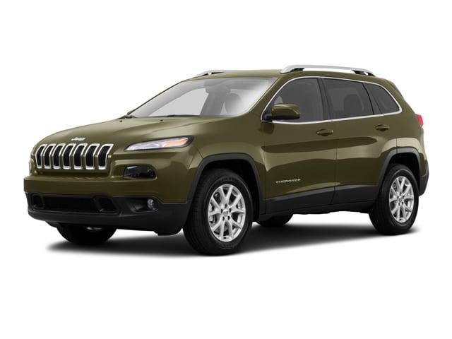 2016 Jeep Cherokee Vehicle Photo in DUBUQUE, IA 52001-5478