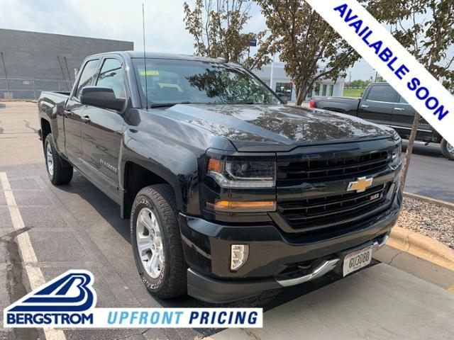 2018 Chevrolet Silverado 1500 Vehicle Photo in APPLETON, WI 54914-4656