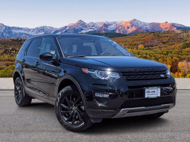 2019 Land Rover Discovery Sport Vehicle Photo in Denver, CO 80123