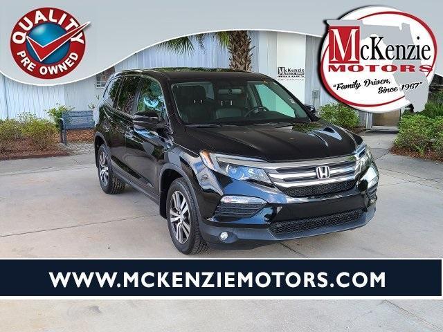 2018 Honda Pilot Vehicle Photo in Milton, FL 32570