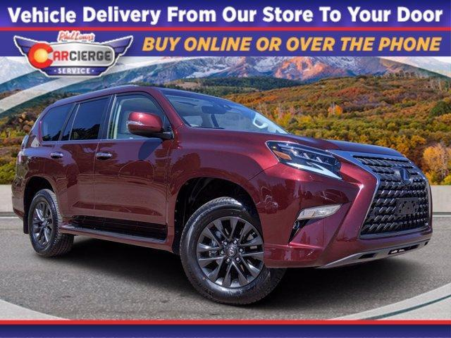 2020 Lexus GX 460 Vehicle Photo in Colorado Springs, CO 80905