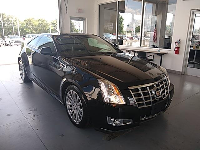 2014 Cadillac CTS Coupe Vehicle Photo in GREER, SC 29651-1559